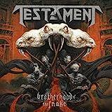 Testament: Brotherhood of the Snake (Audio CD (Standard Version))