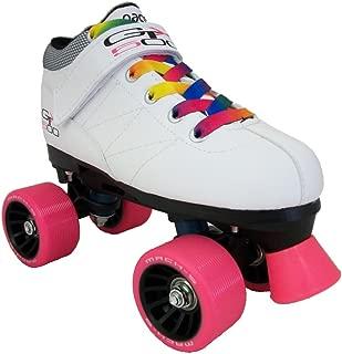 Mach5 GTX 500 Roller Skate - White - Size 2