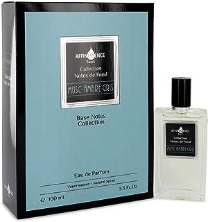 AFFINESSENCE Musc Ambre Gris Eau De Parfum For Unisex, 100 ml