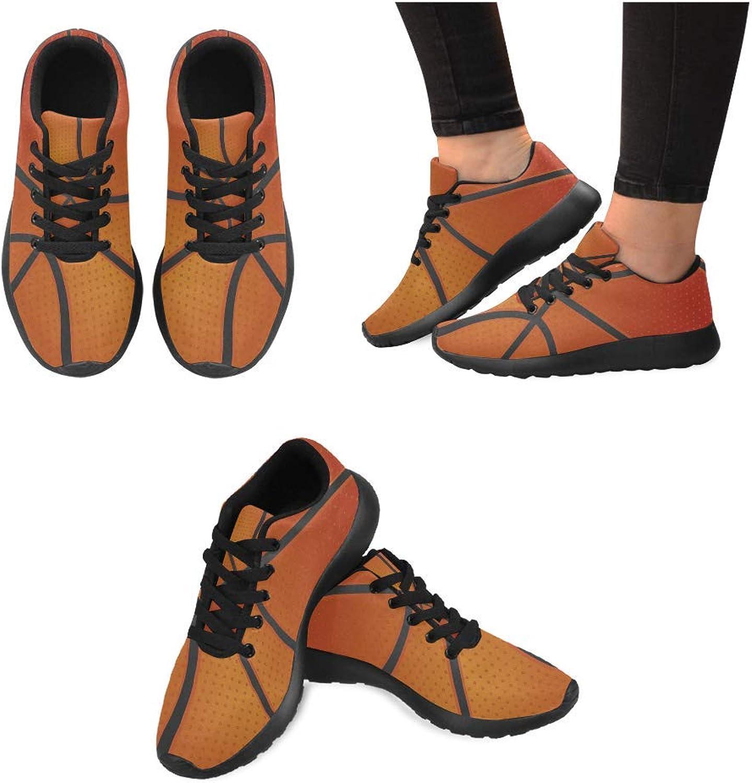 Women Lightweight Casual Sneaker Running shoes Basketball Texture Prints