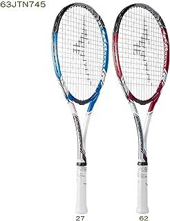 ミズノ(MIZUNO) ディーアイT500+ミクロパワー 63JTN745+SS401MW 軟式テニスラケット ソフトテニスラケット 前衛用 2016年12月発売