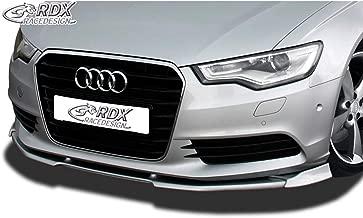 RDX Front Spoiler VARIO-X A6 C7 Front Lip Splitter