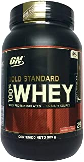 Optimum Nutrition Gold Standard 100% Whey Gold Standard Chocolate, 2 lb