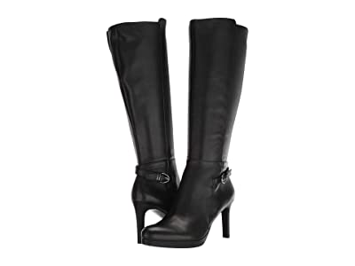 Naturalizer Tai (Black Leather) Women