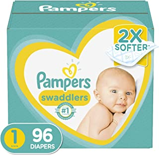 Best pampers 96 count size 1 Reviews