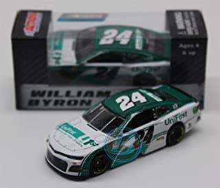 Lionel Racing William Byron #24 Unifirst 2019 Chevrolet Camaro NASCAR Diecast 1: 64 Scale