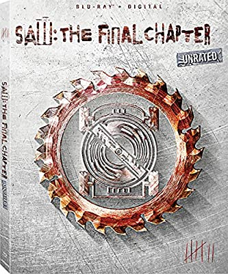 Saw 3D [Blu-ray] from Lionsgate Home Entertainment