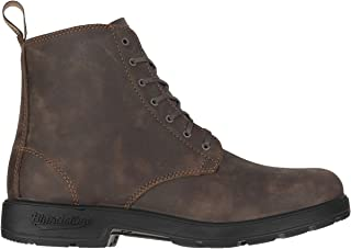 Blundstone Lace-Up Original Series Boot - Men's Rustic Brown/Brown, US 9.0/UK 8.0