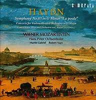 ハイドン:チェロ協奏曲 ニ長調