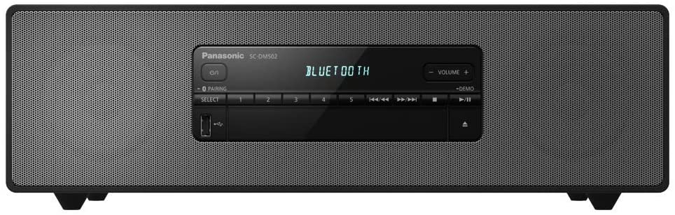 Panasonic SC-DM502-K Premium Stereo System DAB+ and with Bluetoo NEW before selling Arlington Mall ☆