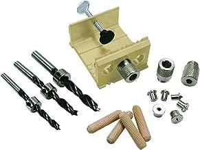 General Tools 841 E-Z Pro Doweling Jig Kit