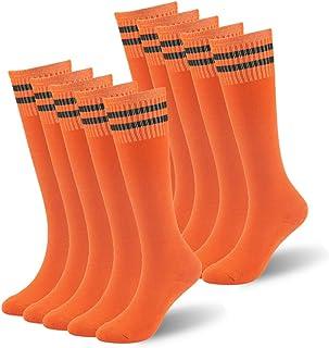 Teens Sports Socks, saillsen Boys and Girls Tube Soccer...