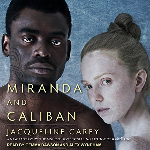 Miranda and Caliban audiobook cover art
