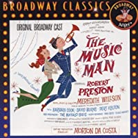 The Music Man (1957 Original Broadway Cast) by Soundtrack (1992-11-17)