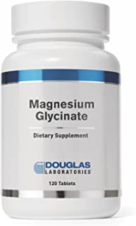 Douglas Laboratories - Magnesium Glycinate - Supports Normal Heart Function and Bone Formation* - 120 Tablets