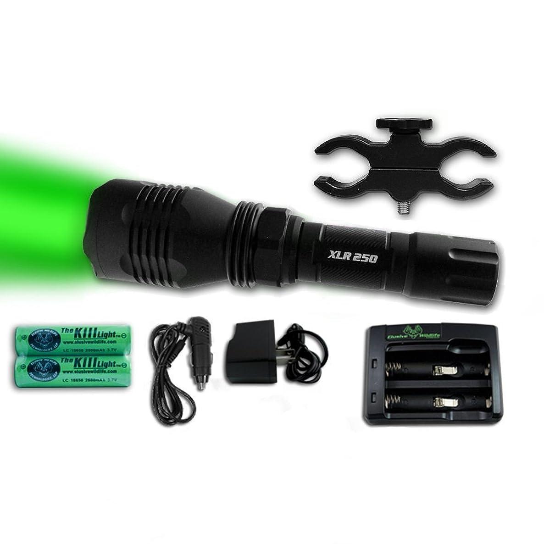 Elusive Wildlife Kill Light XLR 250 Essentials Gun Package