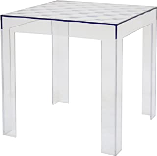 Best baxton studio parq clear acrylic modern end table Reviews