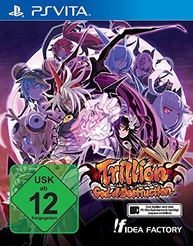 Trillion 1,000,000,000,000 God of Destruction - [PlayStation Vita]