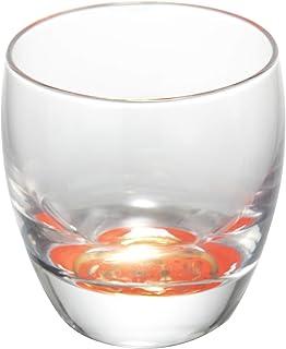 東洋佐々木ガラス おちょこ 冷酒グラス 富士見松竹梅 梅柄 100ml 日本製 T-16108-J262
