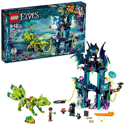 LEGO Elves - Le sauvetage du Renard de la Terre - 41194 - Jeu de...