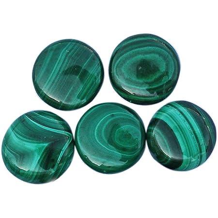 4pcs 10x14m 14x10mm Green Onyx Calibrated Oval Cabochon Cab Gems Gemstones US SELLER