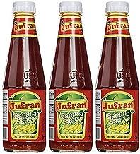 Jufran Banana Sauce Bottles, 12 Oz  (Pack of 3)