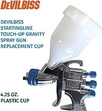 Devilbiss Gravity Cup 4.25Oz(125cc) StartingLine Touch Up Gun