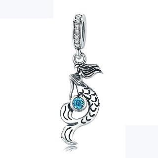 CS-DB Pendants Necklaces Silver Purple /& Green Crystal Jewelry Girls Lovely Bird