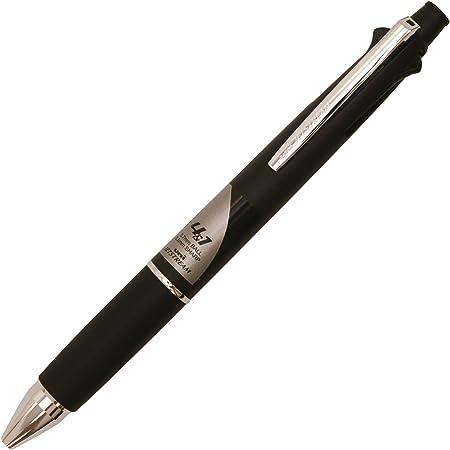 三菱鉛筆 多機能ペン ジェットストリーム 4&1 0.7 ブラック パック MSXE510007P24