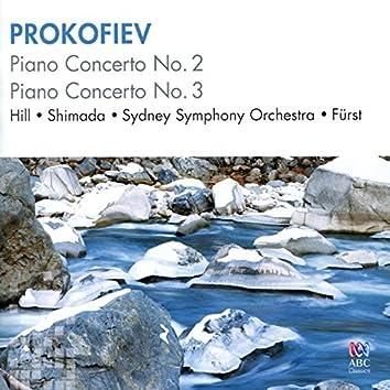 Prokofiev: Piano Concerto No. 2, Piano Concerto No. 3