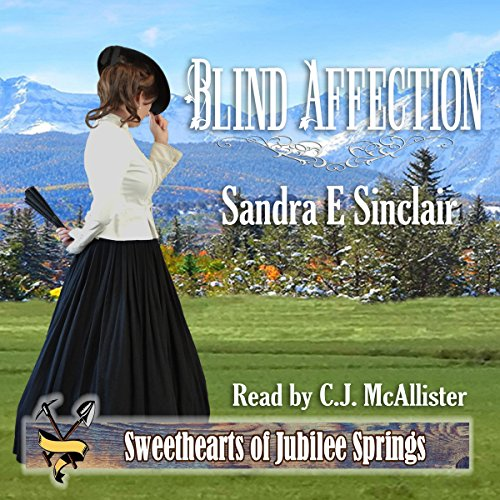 Blind Affection audiobook cover art