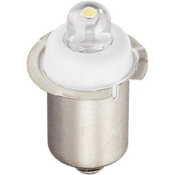 懐中ライト交換用LED球3V/0.2W LED-B3-W