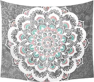 Bubunix Indiano Boemia Mandala Tapestry Arazzo Decorazione Il Soggiorno Style 1 Decorazione della Coperta da Spiaggia Coperta 180X230 CM