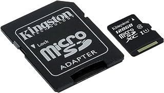 Flash card Micro-SD128GB Kingston Canvas