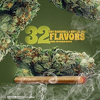 32 Flavors (feat. NBT Lil Jay)
