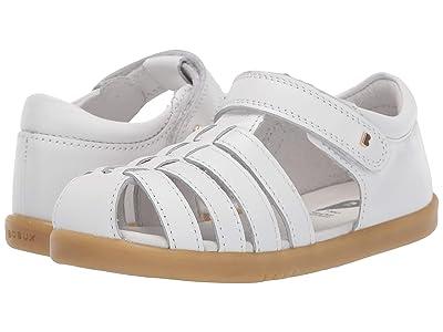 Bobux Kids I-Walk Jump Sandal (Toddler) (White 1) Girl