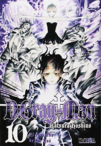 D.Gray Man 10