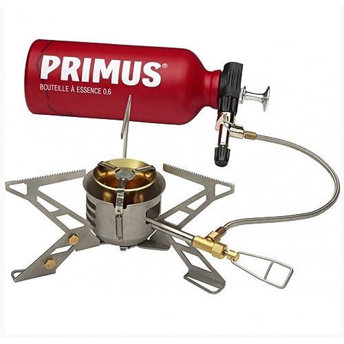 Primus Lite Plus Stove Black ETA Lightweight Compact Camping Motorcycle Biker