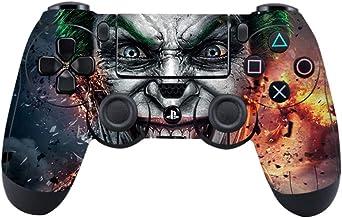 Andoer Estojos de controle de pele para jogos de proteção para PS4# 278
