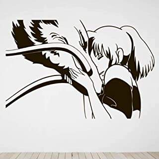 Best spirited away wall decal Reviews