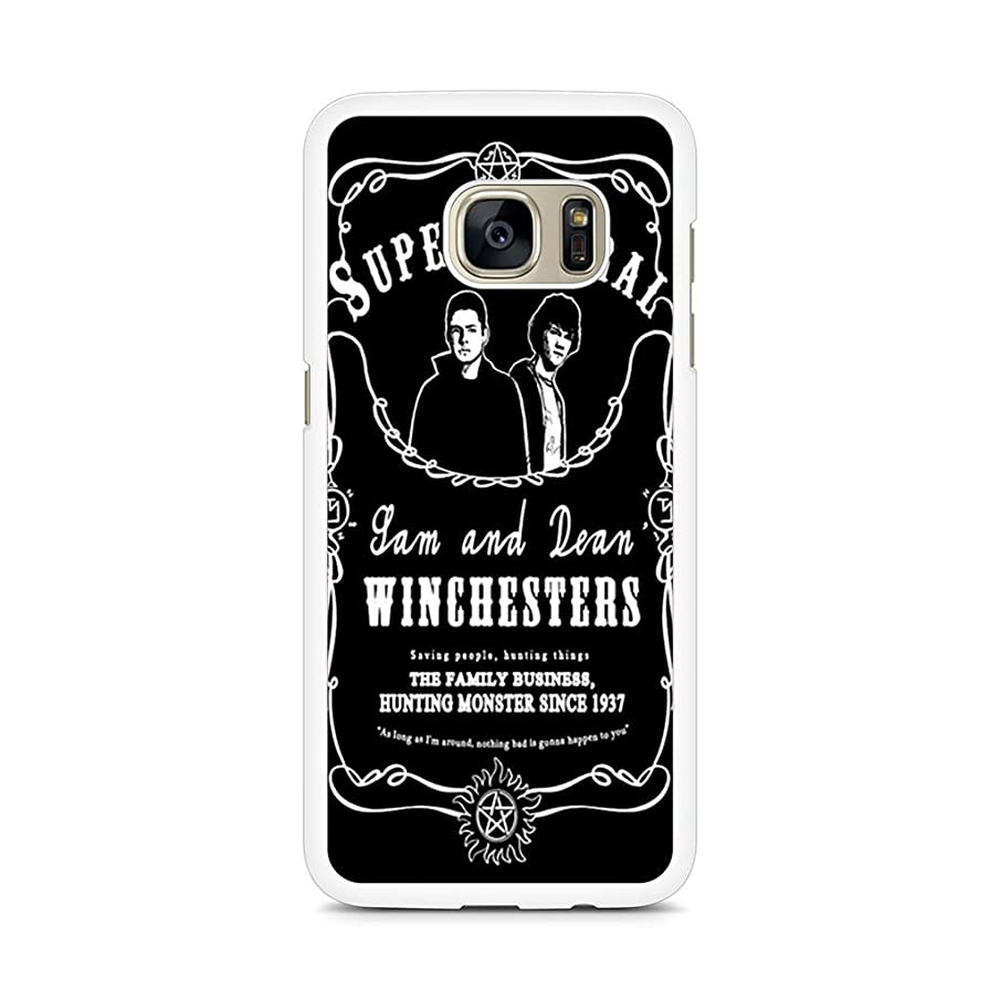 CASE LOCK LTD - Supernatural-Hard Rubber Phone Case for Samsung Galaxy S9 + Plus Made and Shipped from The USA