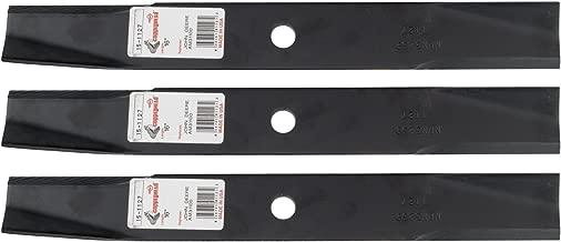 3 Rotary® Mower Blades Fit John Deere AM-100946 AM-31100 M127466 M41967 46 47 48 Deck Model 300 Series Sabre 1646