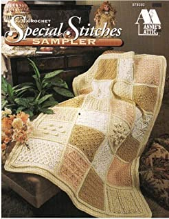 Crochet Special Stitches Sampler