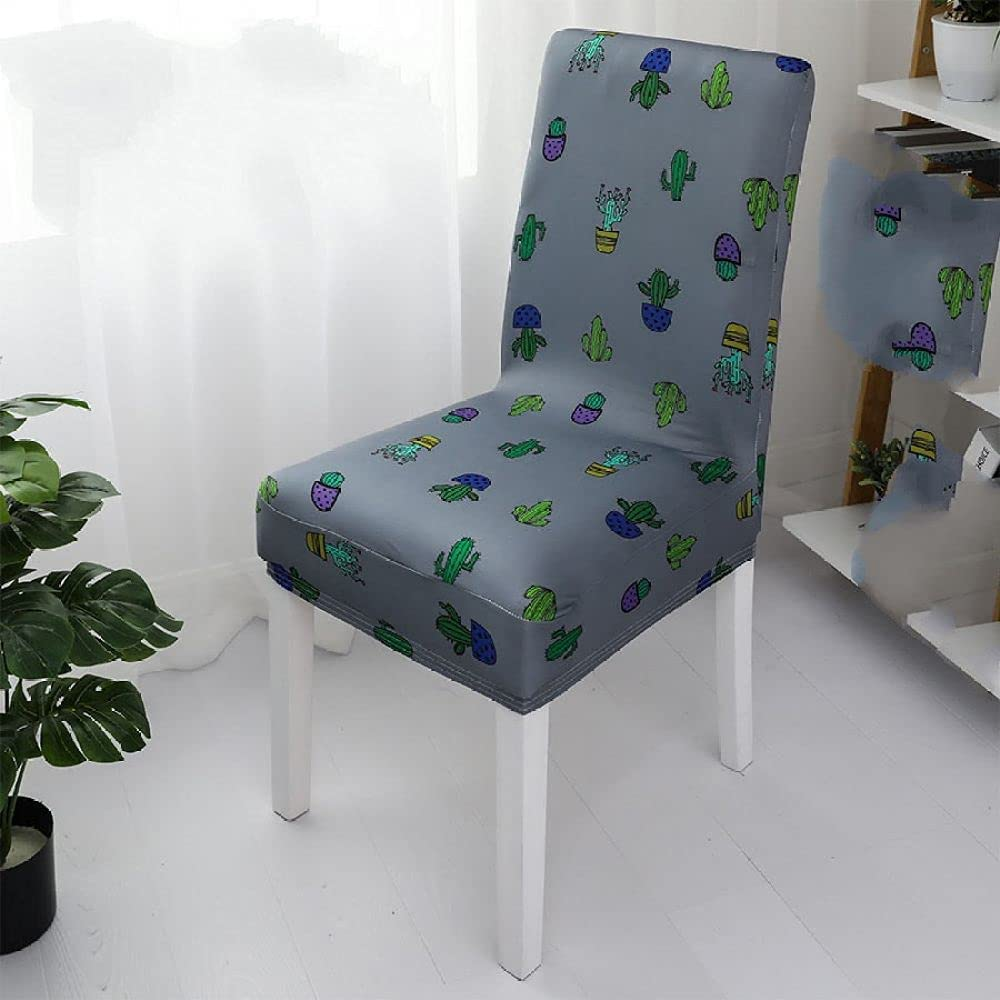 JJKUN Stretch Dining Chair Universal Slipcovers Armless Popular brand Outlet ☆ Free Shipping in the world