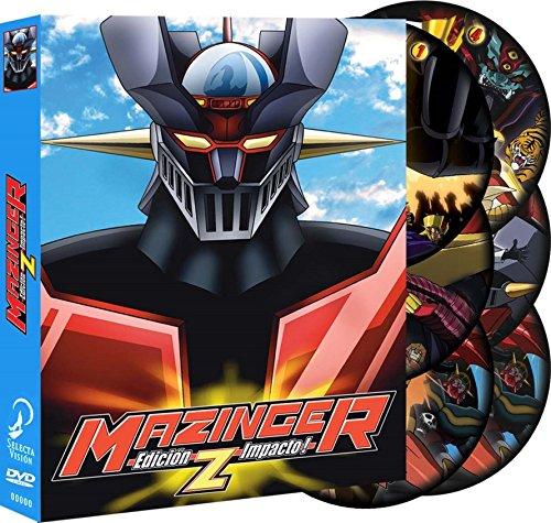 Mazinger  Z. Impacto! (6) [DVD]