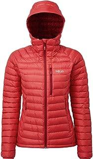 horizon womens hydrophobic down jacket