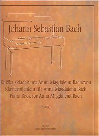 Klavierbuechlein fuer Anna Magdalena Bach - Buch