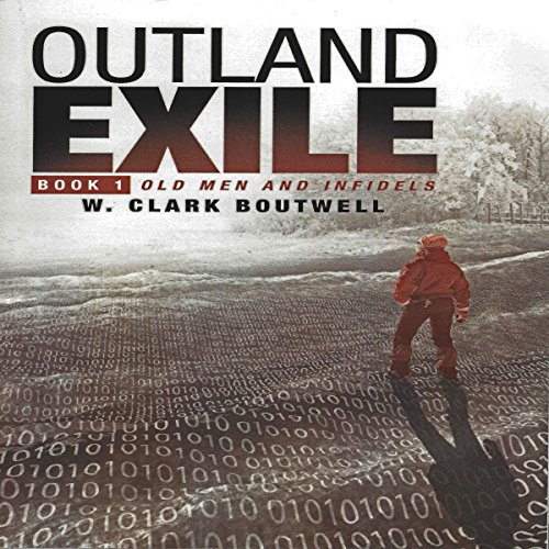 Outland Exile audiobook cover art