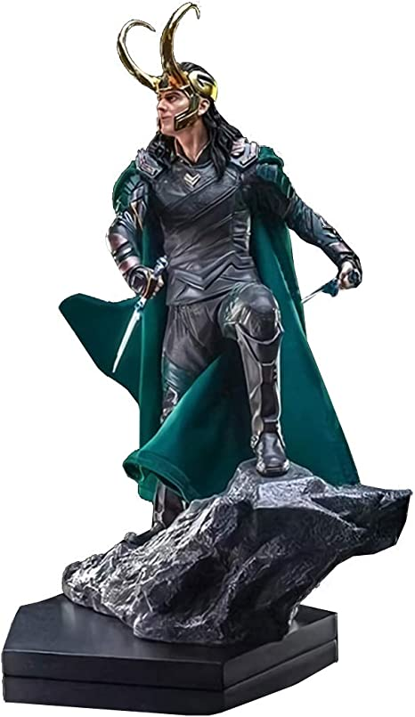 Legends Series Loki Heroes Super Man Collectible Action Figures Toy : Everything Else