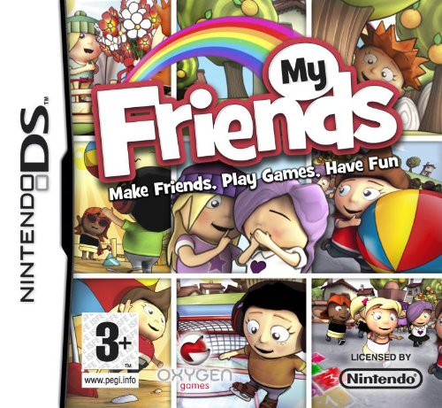 My friends [import anglais]